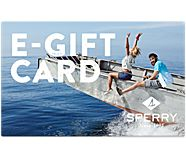 Sperry Gift Card, e-Gift Card, dynamic