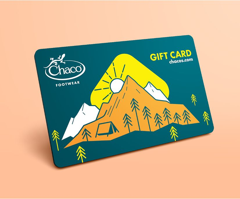 Chaco Gift Card, Gift Card, dynamic
