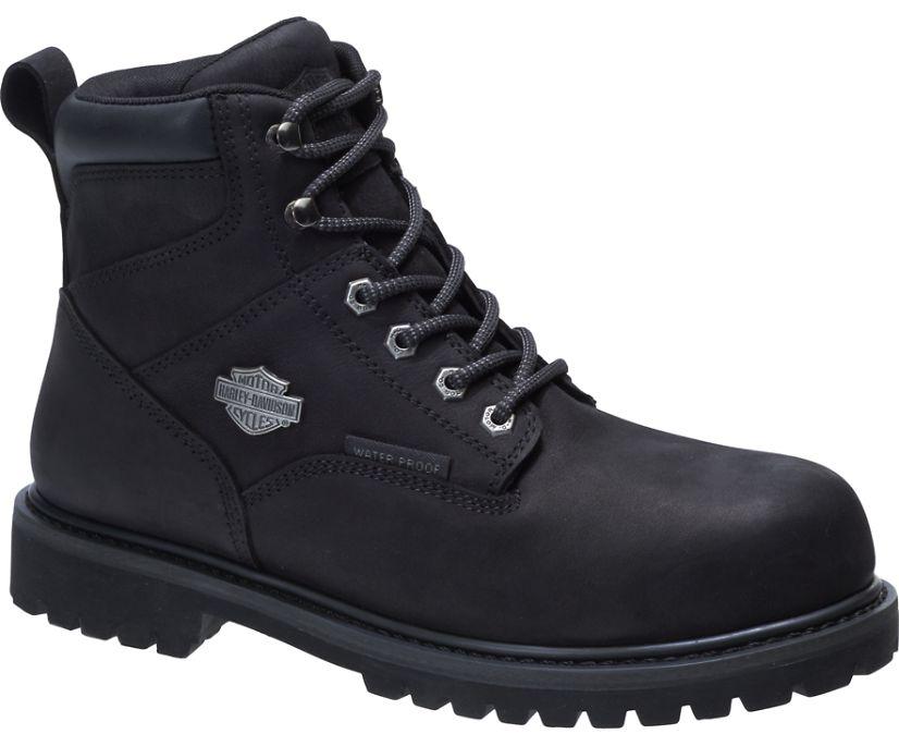 Gavern Composite Toe, Black, dynamic