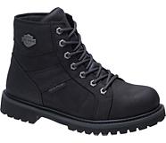 Lagarto Composite Toe, Black, dynamic