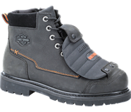 Jake Steel Toe, Black, dynamic
