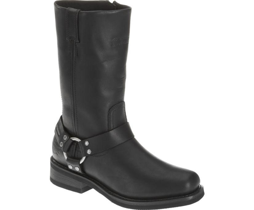Hustin Waterproof, Black, dynamic