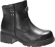 Camfield Steel Toe, Black, dynamic