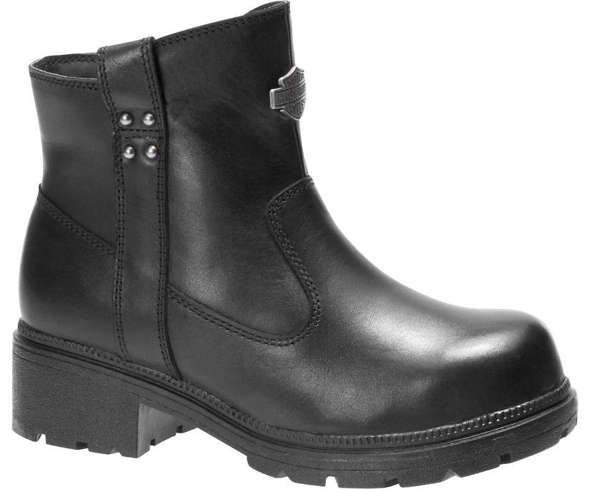 Camfield Steel Toe, Black, dynamic