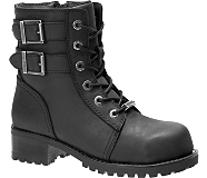 Archer Steel Toe, Black, dynamic