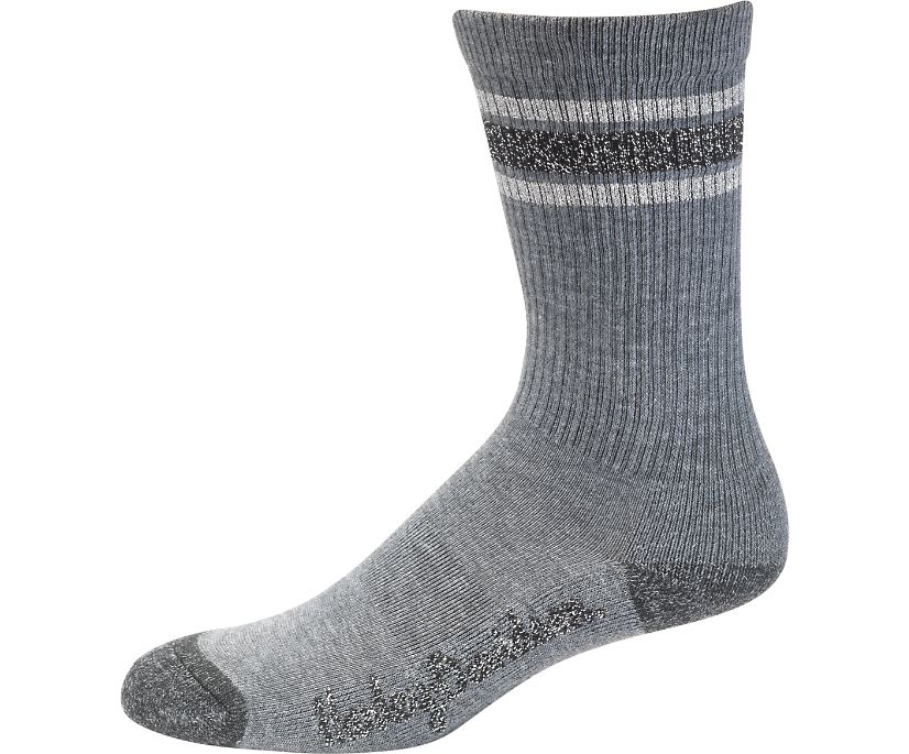 Women's Riding Sock, Grey, dynamic