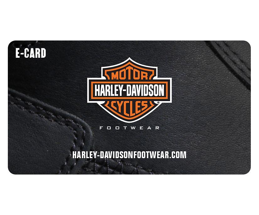 Harley-DavidsonFootwear.com Gift Card, eGift Card, dynamic