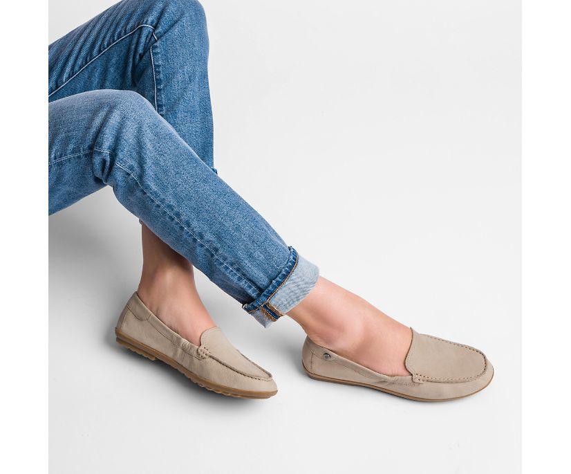 Aidi Mocc Slip-On, Dachshund Leather, dynamic