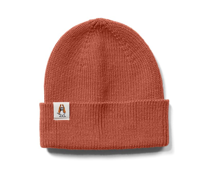 Knit Beanie, Ginger Spice, dynamic