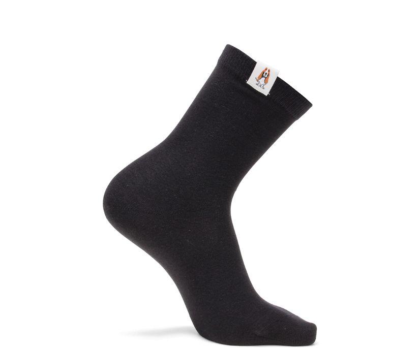 Core Crew Sock, Black, dynamic