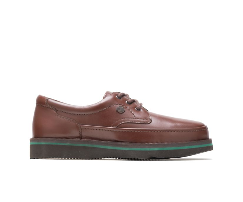 Mall Walker, Antique Brown Leather, dynamic
