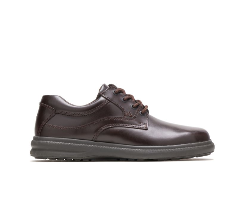 Glen, Dark Brown Pull-Up Leather, dynamic