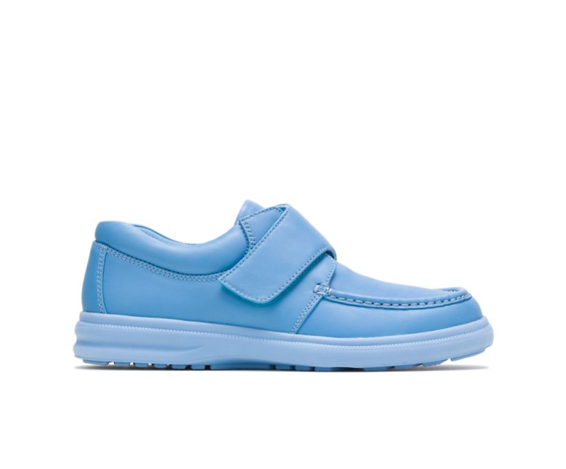 Gil, Surf Blue Leather, dynamic