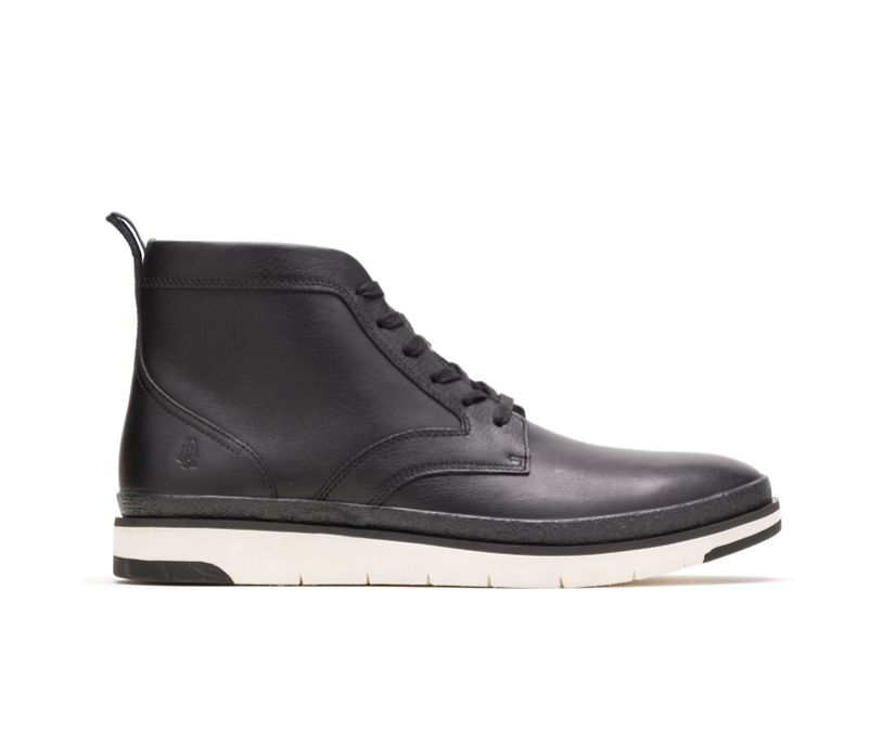 Caleb PT Boot, Black Leather, dynamic