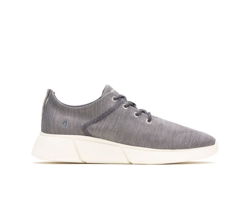 Cooper Lace Up, Grey Heathered, dynamic