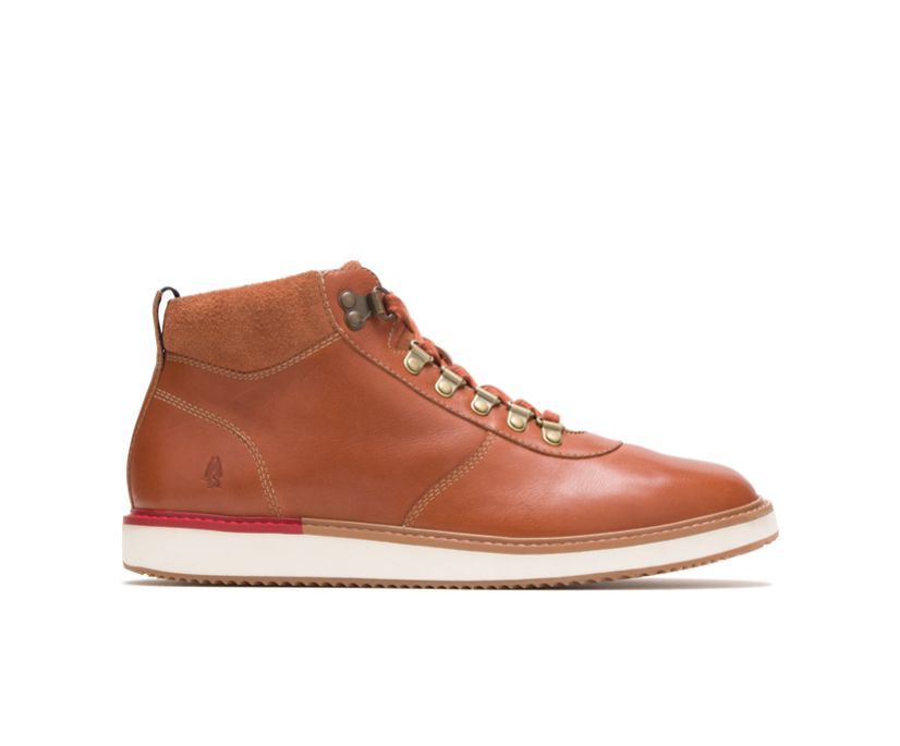 Heath Hiker Boot, Cognac Leather, dynamic