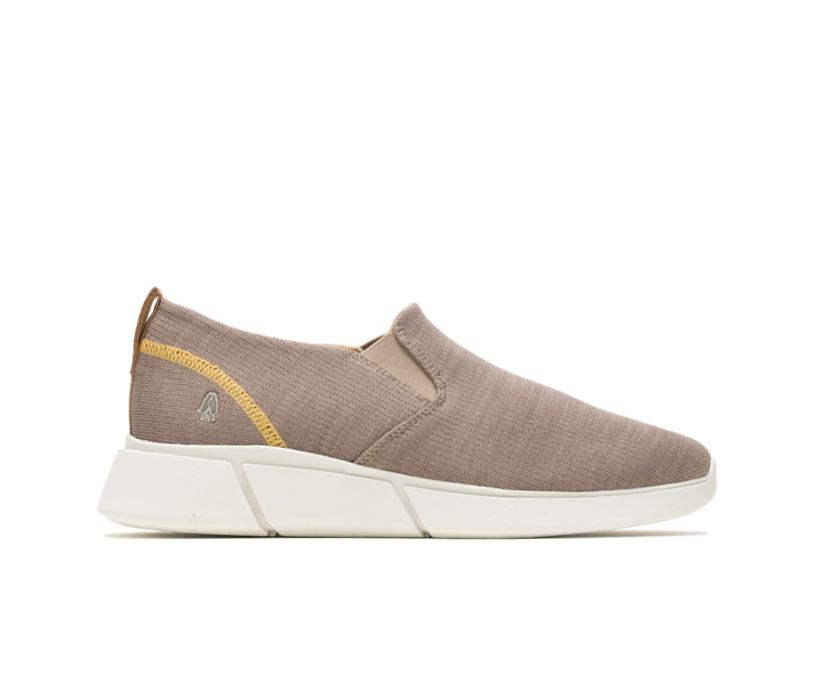 Cooper Slip-On, Taupe Knit, dynamic