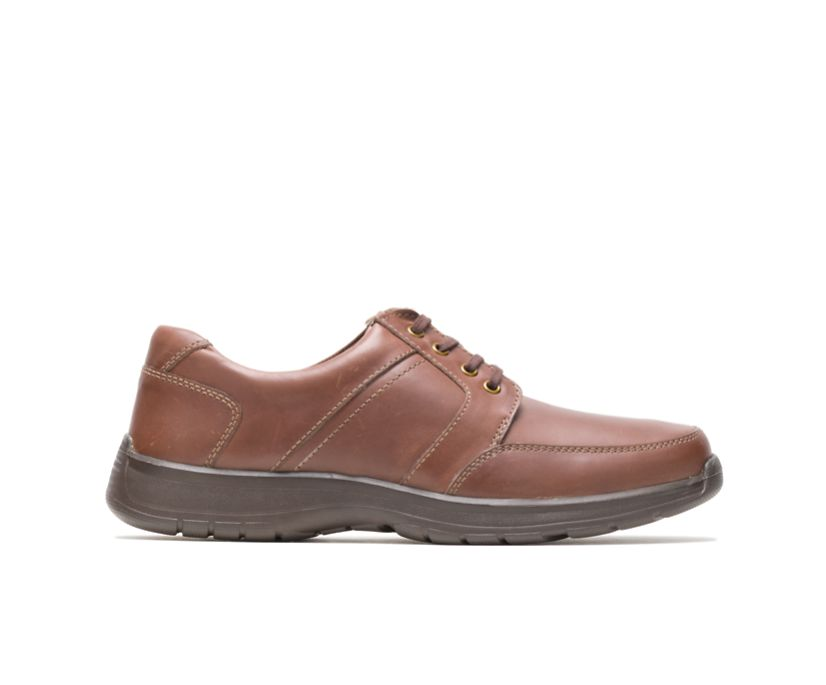 Leader Henson, Light Brown Leather, dynamic