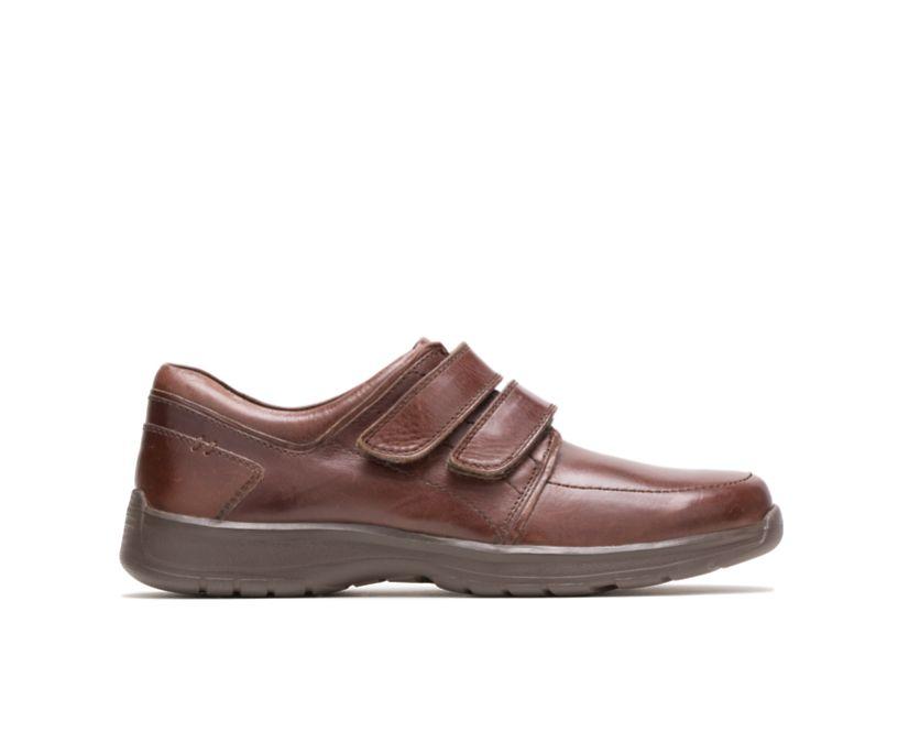 Luthar Henson, Dark Brown Leather, dynamic