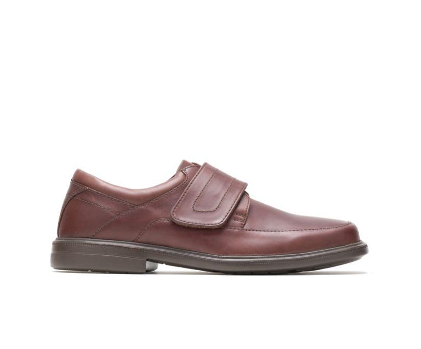 Peri Hopper, Dark Brown Leather, dynamic