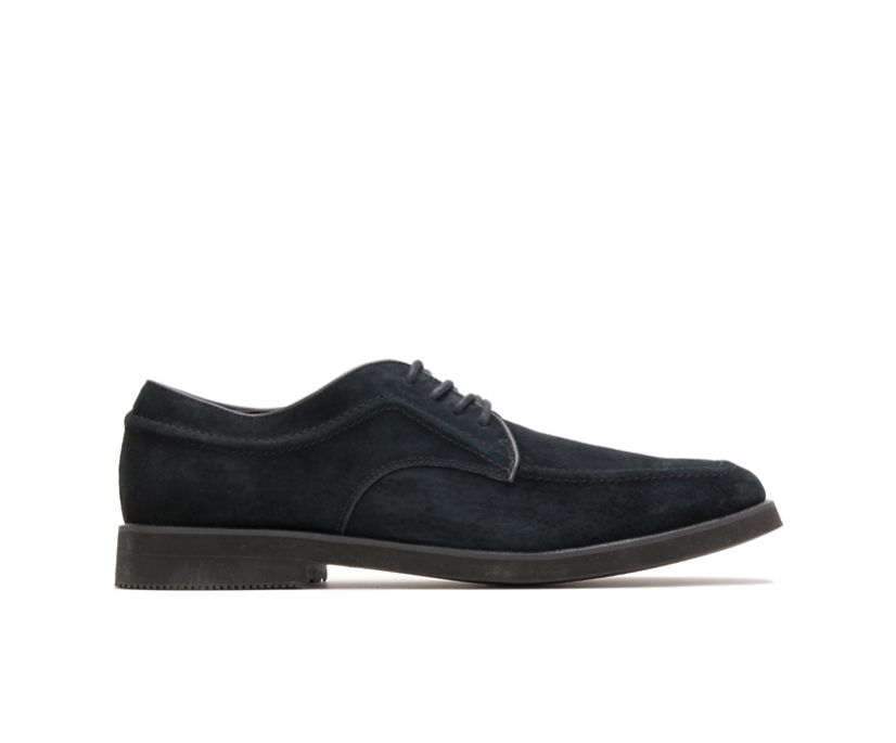 Bracco MT Oxford, Black Suede, dynamic