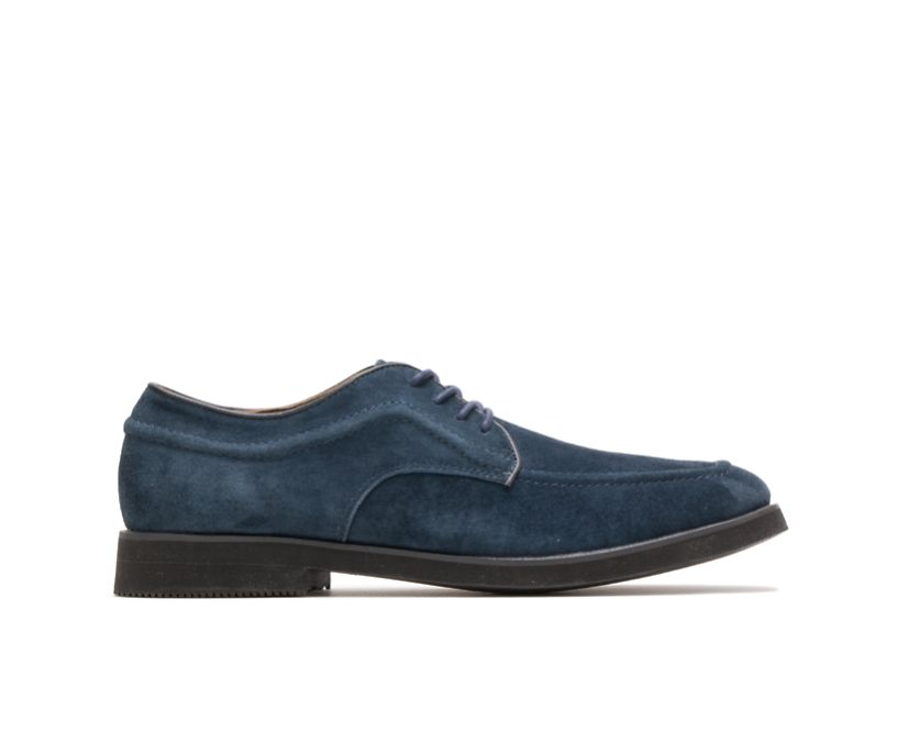 Bracco MT Oxford, Navy Suede, dynamic