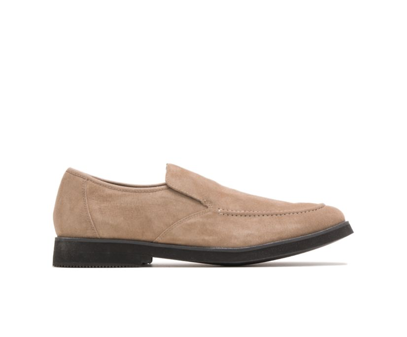 Bracco MT Slip-On, Taupe Suede, dynamic