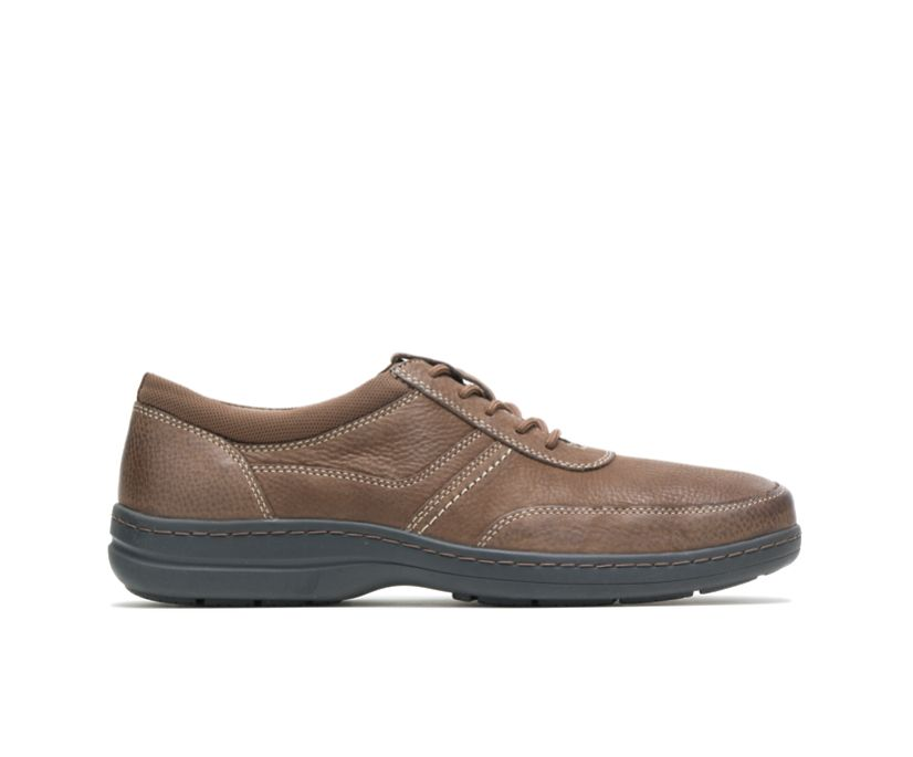 Elkhound MT Oxford, Pine Brown Nubuck, dynamic