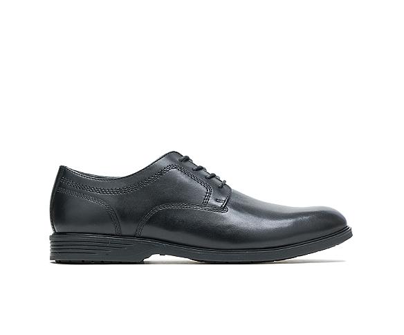 Shepsky PT Oxford, Black Leather, dynamic