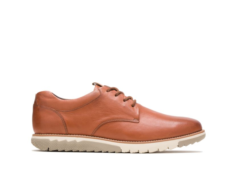 Expert PT Lace Up, Cognac Leather, dynamic