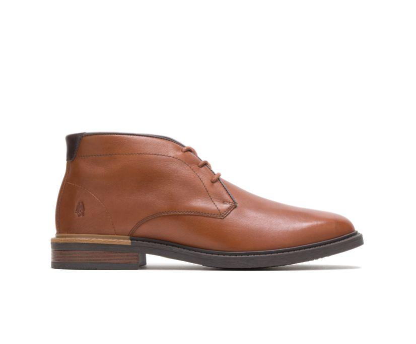 Davis Chukka Boot, Cognac Leather, dynamic