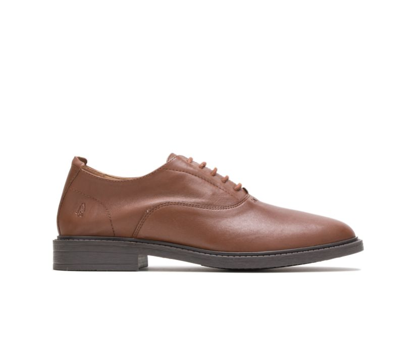 Davis Oxford Perfect Fit, Cognac Leather, dynamic