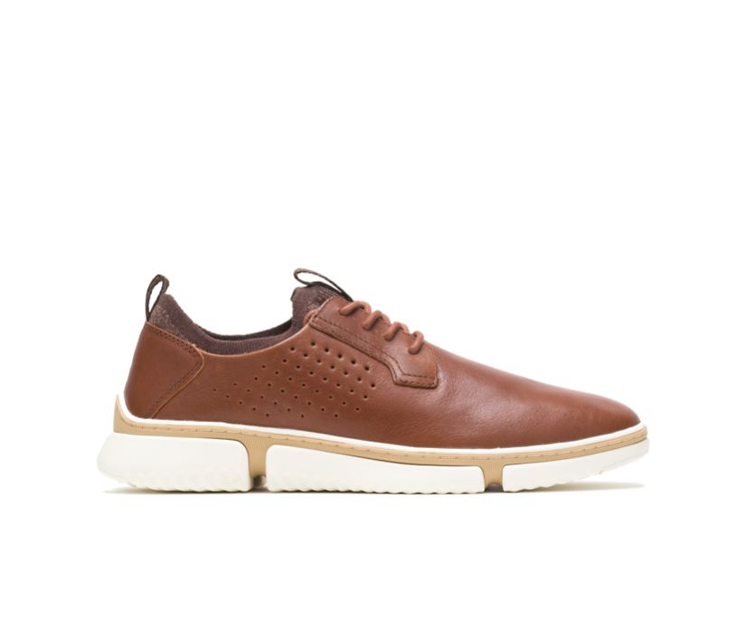 Bennet Plain Toe Oxford, Cognac Leather, dynamic