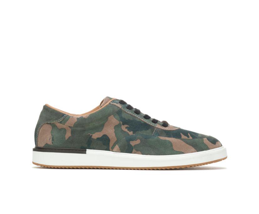 Keaton Sneaker, Camo Print Suede, dynamic