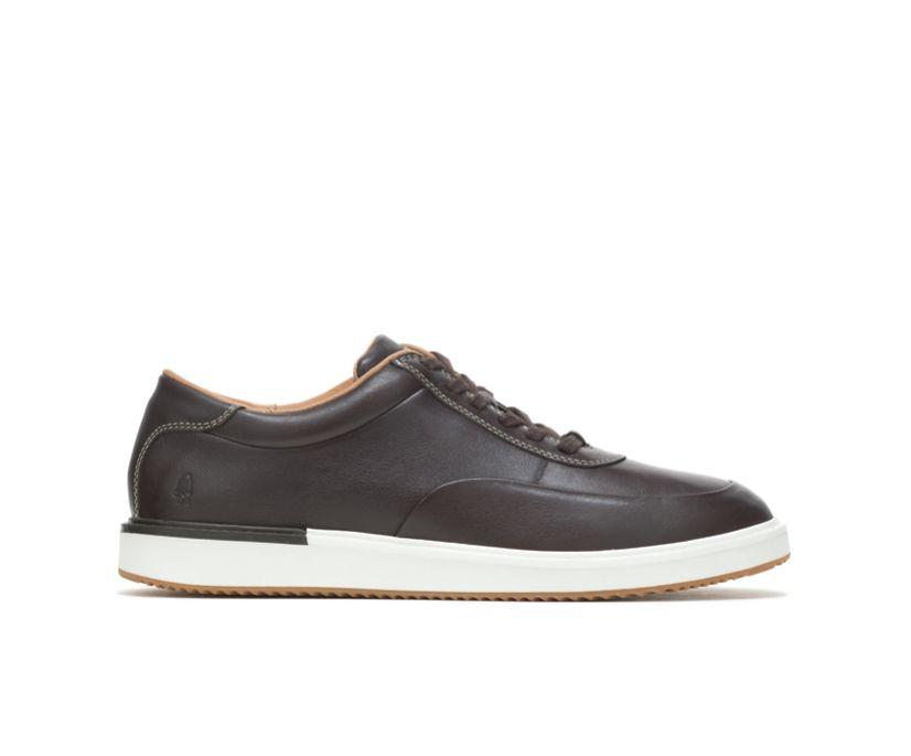 Keaton Sneaker, Dark Brown Leather, dynamic