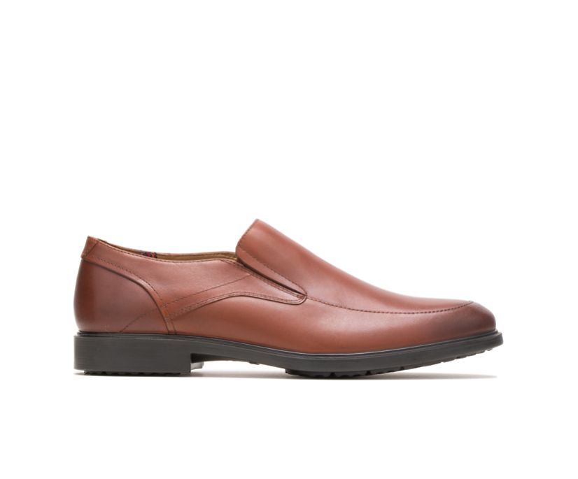 Turner MT Slip-On, British Tan WP Leather, dynamic
