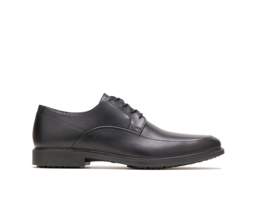 Turner MT Oxford, Black WP Leather, dynamic