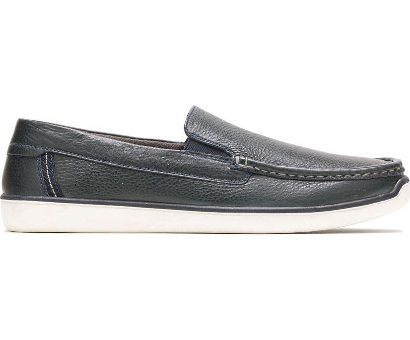 Tobias MT Slip-On, Dark Blue Leather, dynamic