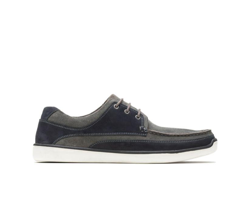 Tobias MT Oxford, Black Leather/Grey Suede, dynamic
