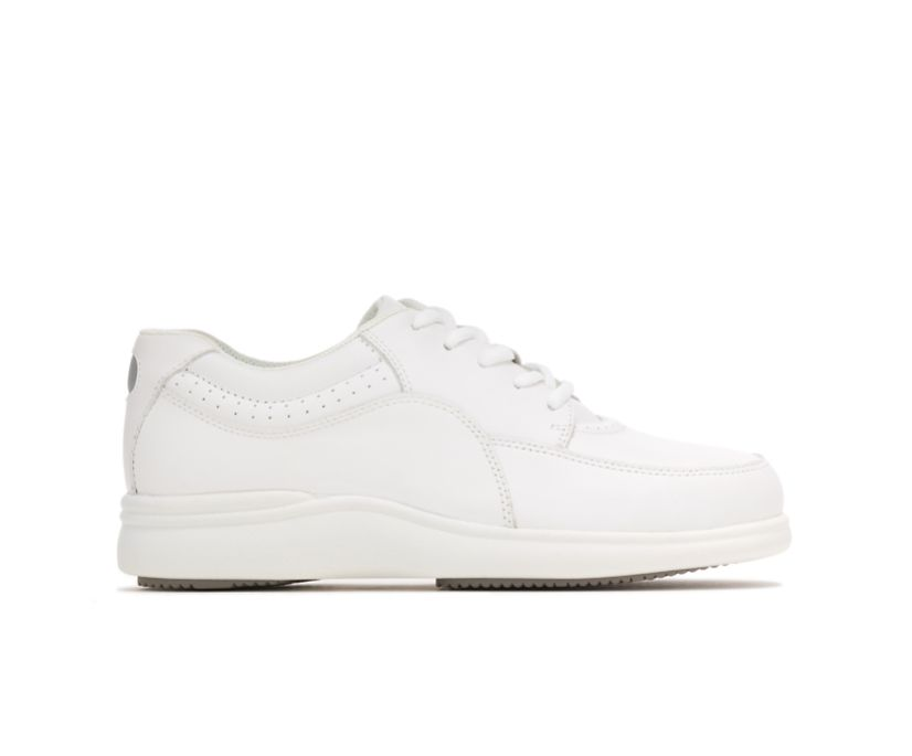Power Walker, White Leather, dynamic
