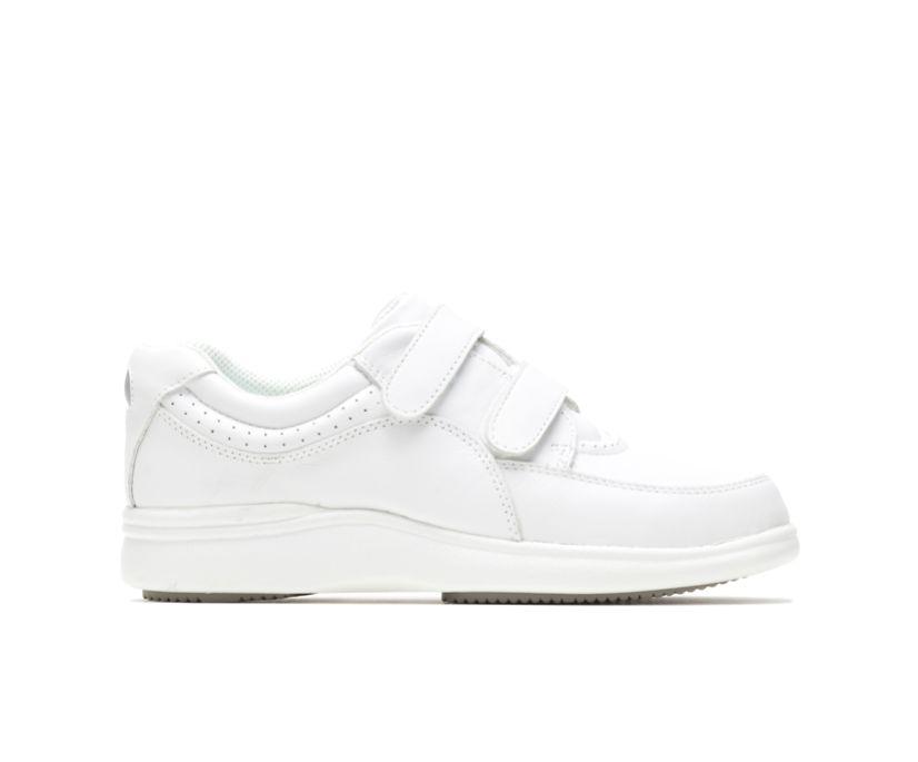 Power Walker II, White Leather, dynamic