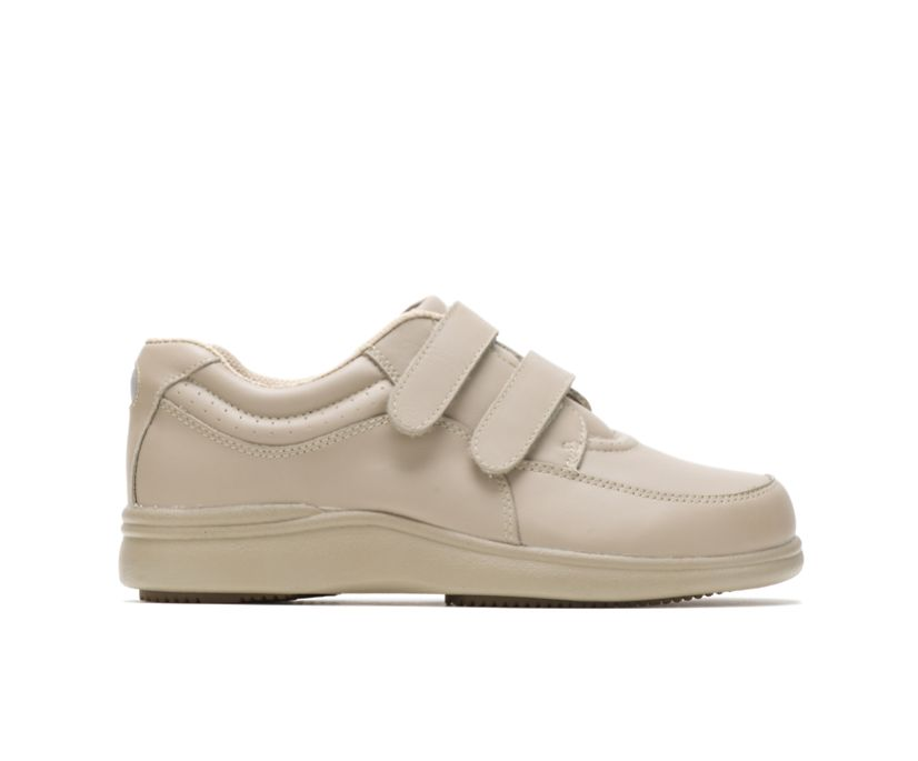 Power Walker II, Taupe Leather, dynamic