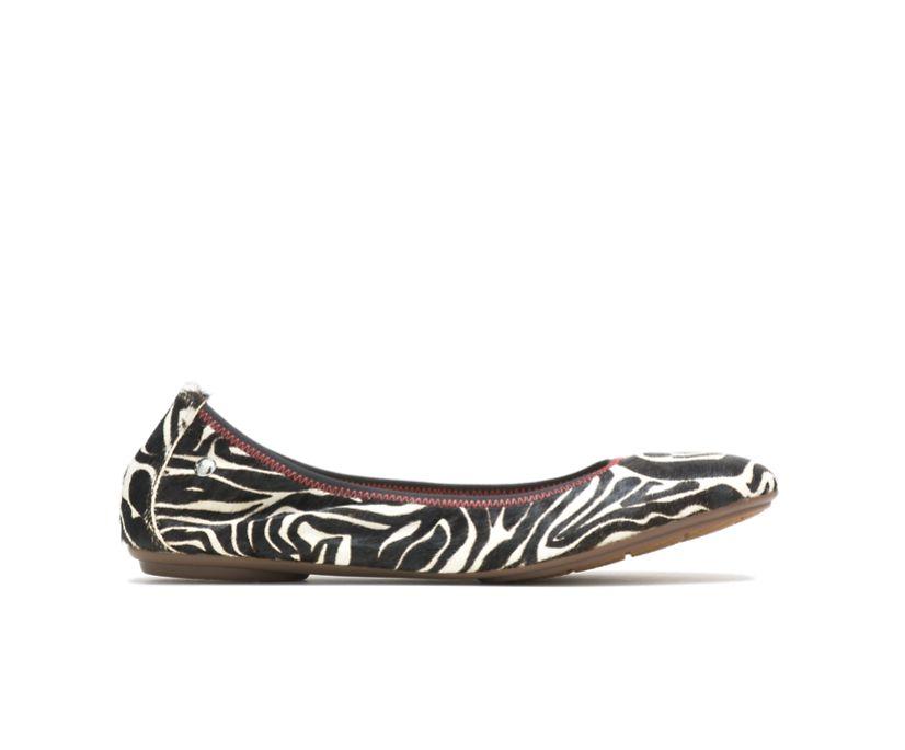 Chaste Ballet, Zebra Calf Hair, dynamic