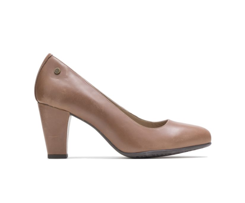 Minam Meaghan, Brown Leather, dynamic