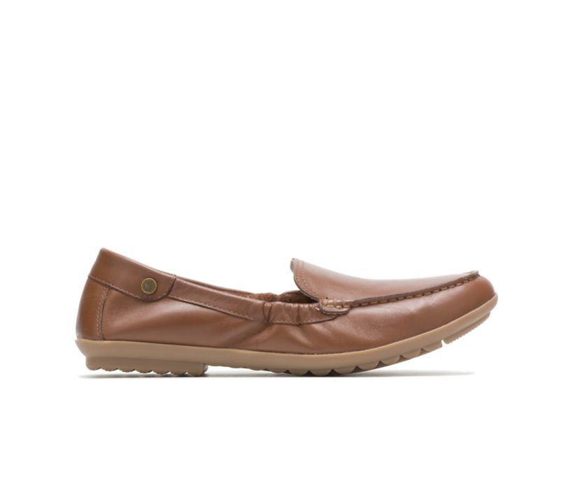Aidi Mocc Slip-On, Dachshund Leather, dynamic