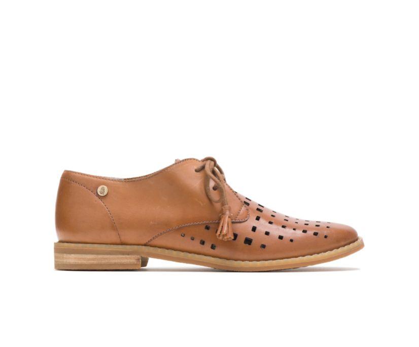 Chardon Perf Oxford, Camel Leather, dynamic
