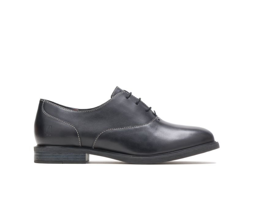 Bailey Laceless CVO, Black Leather, dynamic