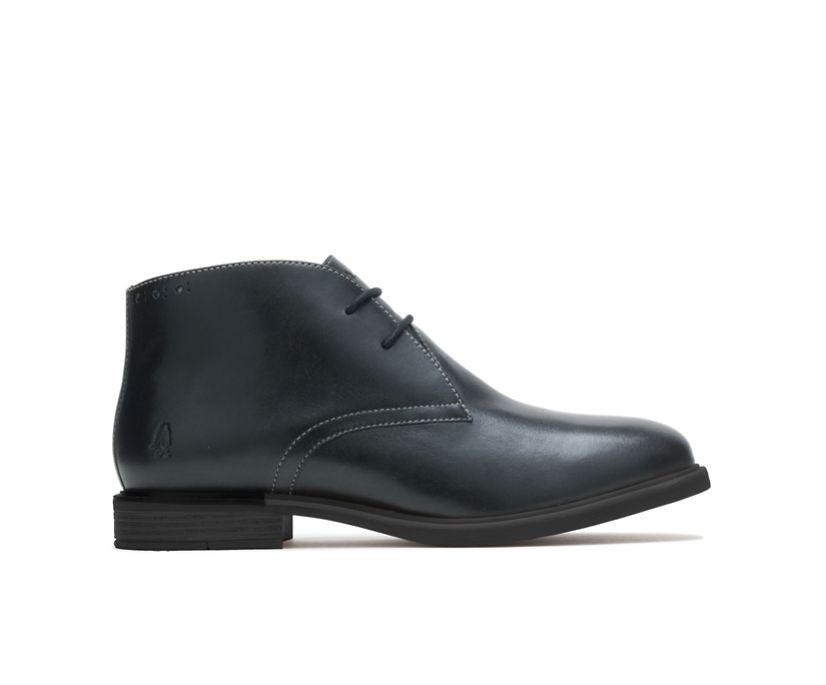 Bailey Chukka Boot, Black Leather, dynamic