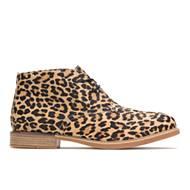 Bailey Chukka Boot, Leopard Calf Hair, dynamic