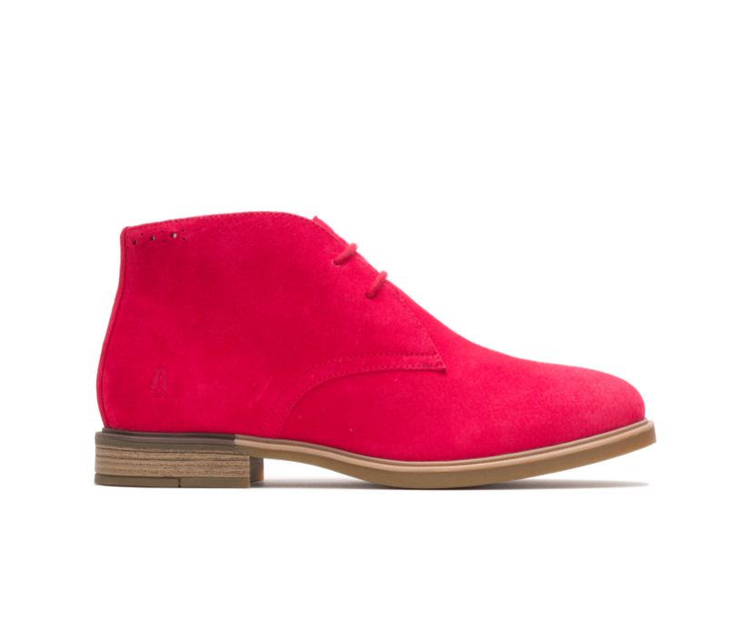 Bailey Chukka Boot, Fire Red Suede, dynamic